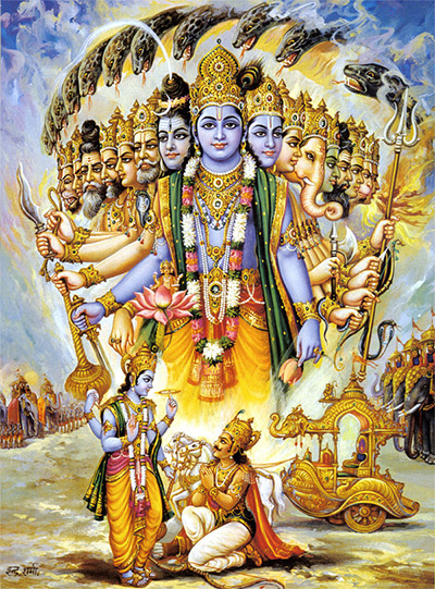 Bhagavad Gita 1.1