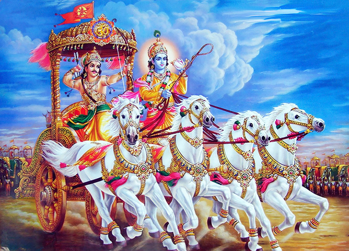 Bhagavad Gita in MP3 Audio