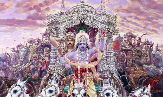 Summary of the Bhagavad Gita
